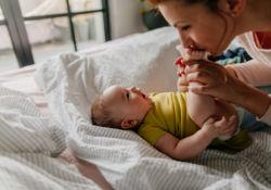 Comment retrouver sa vitalité après l'accouchement?