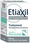 Acheter Etiaxil Aisselles Détranspirant peau sensibles Roll-on/15ml à TOURS