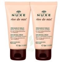 Rêve De Miel® Crème Mains Et Ongles 2*50ml à TOURS