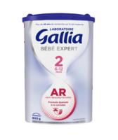 Gallia Bebe Expert Ar 2 Lait En Poudre B/800g à TOURS