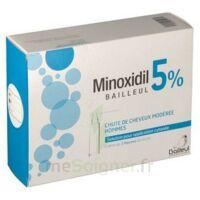 Minoxidil Bailleul 5 % Solution Pour Application Cutanée 3 Fl/60ml à TOURS