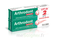 Pierre Fabre Oral Care Arthrodont Dentifrice Classic Lot De 2 75ml à TOURS