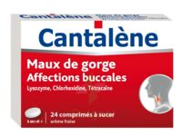 Cantalene, Comprimé à Sucer à TOURS