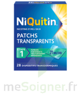 Niquitin 21 Mg/24 Heures, Dispositif Transdermique Sach/28 à TOURS