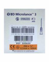 Bd Microlance 3, G25 5/8, 0,5 Mm X 16 Mm, Orange  à TOURS