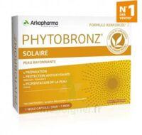 Phytobronz Solaire Caps Tous Types De Peaux B/30 à TOURS