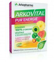 Arkovital Pur'Energie Multivitamines Comprimés dès 6 ans B/30 à TOURS
