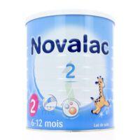 Novalac 2 Lait en poudre 800g à TOURS