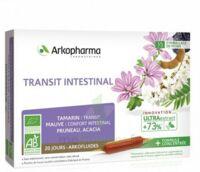 Arkofluide Bio Ultraextract Solution buvable transit intestinal 20 Ampoules/10ml à TOURS