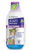 4321 Minceur 4 Actions Solution buvable Fl/280ml à TOURS