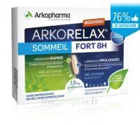Arkorelax Sommeil Fort 8H Comprimés B/15 à TOURS