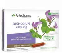 Arkofluide Bio Ultraextract Desmodium Solution buvable 20 Ampoules/10ml à TOURS