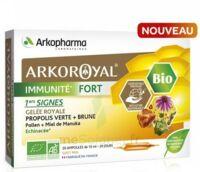 Arkoroyal Immunité Fort Solution Buvable 20 Ampoules/10ml à TOURS