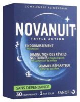 Novanuit Triple Action B/30 à TOURS