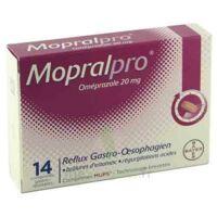MOPRALPRO 20 mg Cpr gastro-rés Film/14 à TOURS