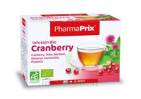 Infusion BIO Cranberry