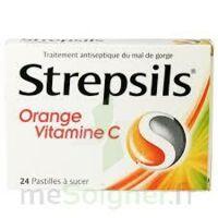 Strepsils Orange Vitamine C, Pastille à TOURS