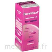 BRONCHOKOD ENFANTS 2 POUR CENT, sirop à TOURS