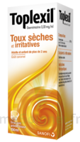 Toplexil 0,33 Mg/ml, Sirop 150ml à TOURS