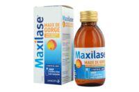 MAXILASE MAUX DE GORGE ALPHA-AMYLASE 200 U.CEIP/ml, sirop Fl/125ml à TOURS