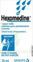 HEXOMEDINE 1 POUR MILLE, solution pour pulvérisation cutanée en flacon pressurisé à TOURS