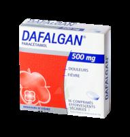 DAFALGAN 500 mg Comprimés effervescents sécables Film/16 à TOURS