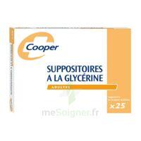 Suppositoires A La Glycerine Cooper Suppos En Récipient Multidose Adulte Sach/25 à TOURS