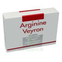 ARGININE VEYRON, solution buvable en ampoule à TOURS