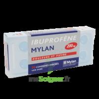 IBUPROFENE MYLAN 200 mg, comprimé enrobé B/30 à TOURS