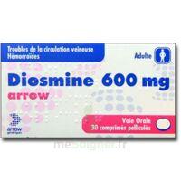Diosmine Arrow 600 Mg, Comprimé Pelliculé à TOURS