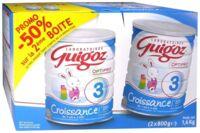 GUIGOZ LAIT CROISSANCE 3 2X800GR à TOURS