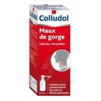 COLLUDOL Solution pour pulvérisation buccale en flacon pressurisé Fl/30 ml + embout buccal à TOURS