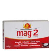 MAG 2 100 mg, comprimé  B/120 à TOURS