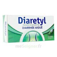 Diaretyl 2 Mg, Gélule à TOURS