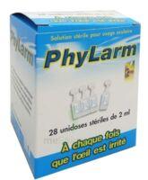 Phylarm, Unidose 2 Ml, Bt 28 à TOURS