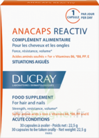 Anacaps Reactiv Caps 3*B/30 à TOURS