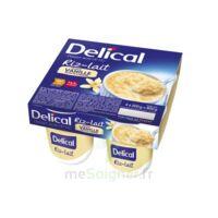 DELICAL RIZ AU LAIT Nutriment vanille 4Pots/200g à TOURS