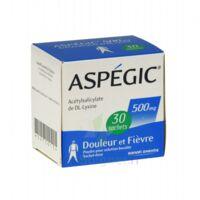 ASPEGIC 500 mg, poudre pour solution buvable en sachet-dose 30 à TOURS
