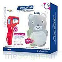 Thermoflash thermomètre LX-26 + bouillotte offerte Couleur rouge