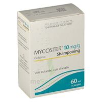 MYCOSTER 10 mg/g, shampooing à TOURS