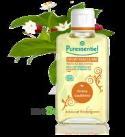 Puressentiel Articulations & Muscles Huile de massage BIO** Effort Musculaire - Arnica - Gaulthérie - 100 ml à TOURS