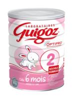 GUIGOZ 2 Lait pdre B/800g à TOURS