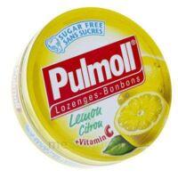 PULMOLL Pastilles citron B/45g à TOURS