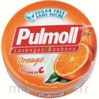 PULMOLL Pastilles orange B/45g à TOURS