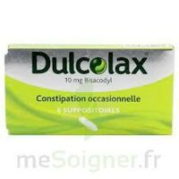 DULCOLAX 10 mg, suppositoire à TOURS