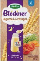 Blédîner Céréales Légumes du potager 240g à TOURS