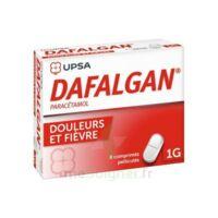 DAFALGAN 1000 mg Comprimés pelliculés Plq/8 à TOURS