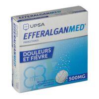 EFFERALGANMED 500 mg, comprimé effervescent sécable à TOURS