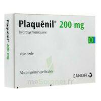 PLAQUENIL 200 mg, comprimé pelliculé à TOURS
