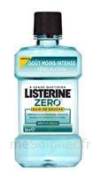 Listerine Zéro Bain bouche 250ml à TOURS